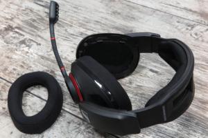Gaming-Headset: Bild des Sennheiser GSP 500