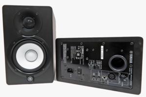 Foto des 2.0-Systems Yamaha-HS5