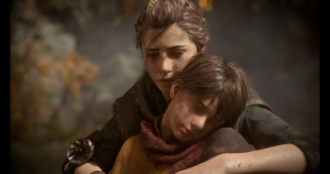 PS4-Spiele: Screenshot aus A Plague Tale: Innocence