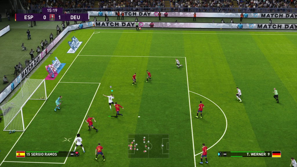 PS4-Spiele: PES 2020