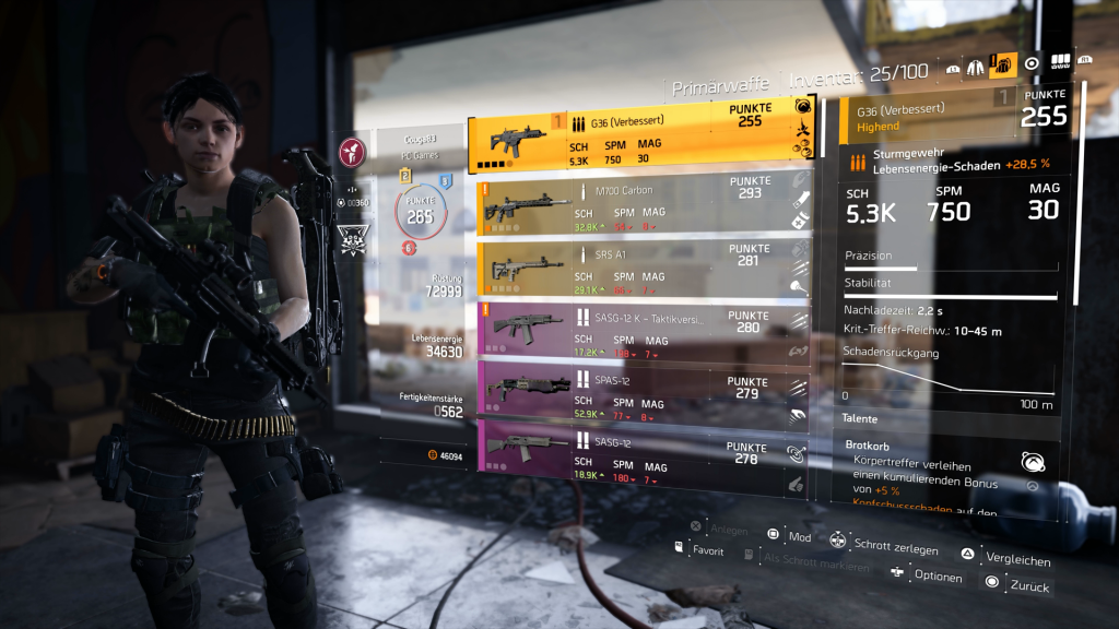 PS4-Spiele: The Division 2