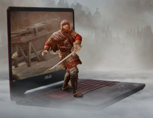 Gaming-Laptop: Lifestyle Bild zum Thema