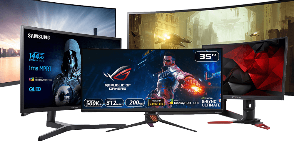 Curved-Monitor Test – Gaming-Monitore im Vergleich