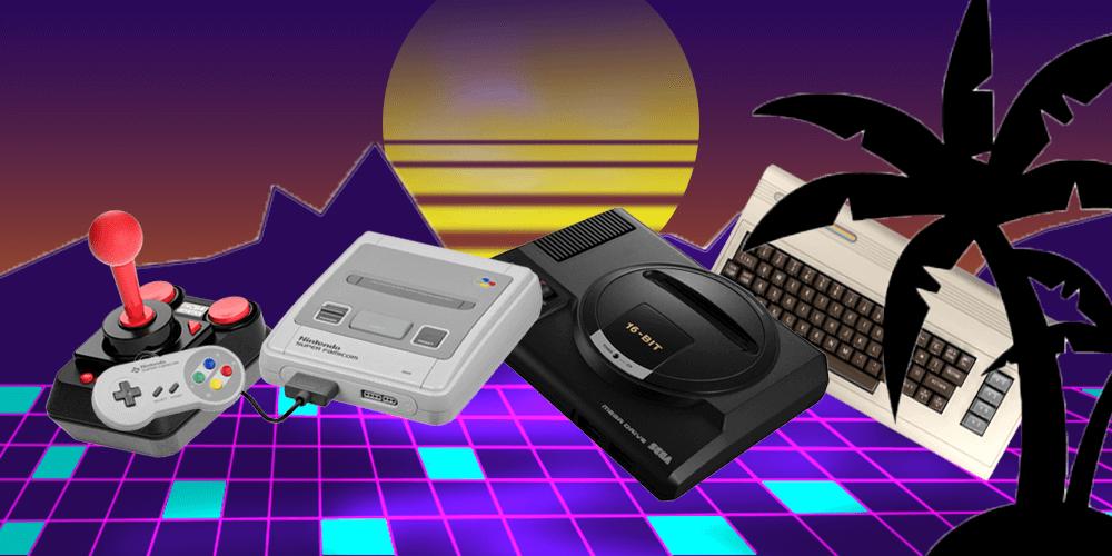 Retro-Konsole-Vergleich 2021: NES Mini, C64 Mini, Mega Drive Mini & Co.