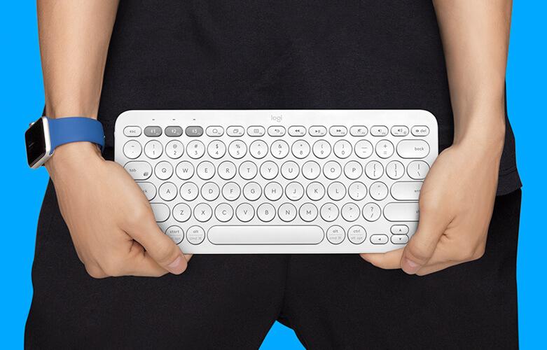 Bluetooth-Tastatur: Lifestyle-Bild