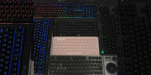 Bluetooth Tastatur: Aufmacherbild