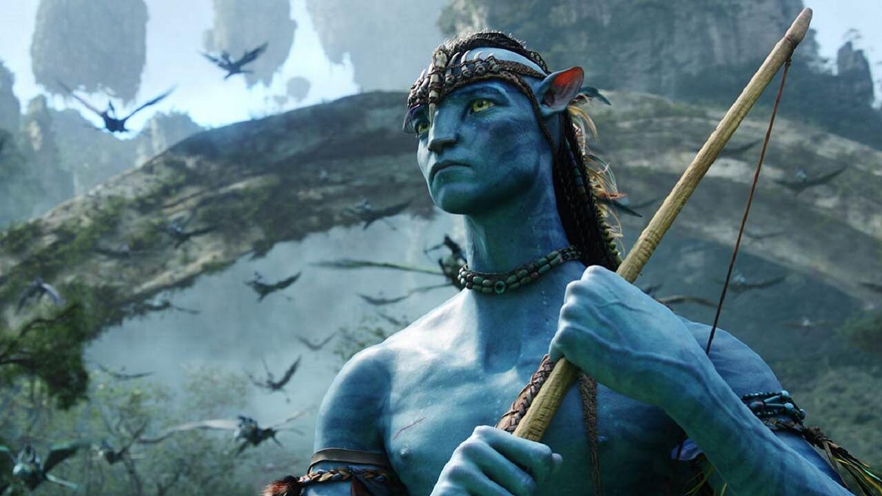Szene aus dem Film Avatar