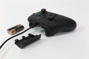 Gamepad: Controller mit Kabel