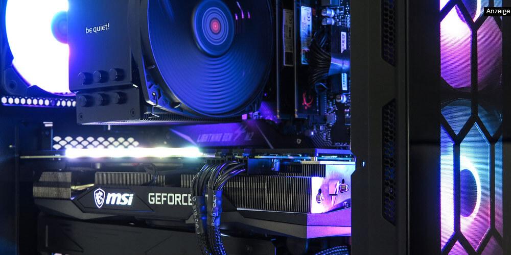Bester 2.000-Euro-Gaming-PC für 2021 | Technik-Ratgeber