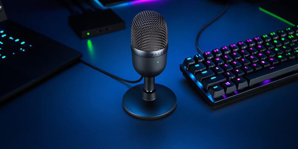 Razer Seiren Mini im Test: Das kann das Streaming-Mikrofon