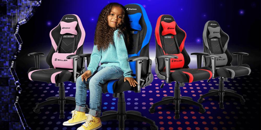 Sharkoon Skiller SGS2 Jr. im Test: Cooler Gaming-Stuhl für Kids